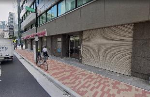 東京日本橋デンタルクリニック入り口