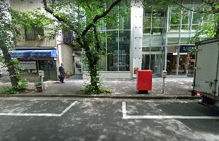 東京日本橋インプラントセンターがあるビルの入り口